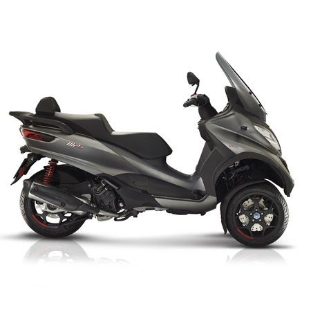 Piaggio MP3 500 hpe Sport Advanced in Grigio Dust