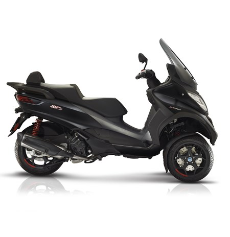Piaggio MP3 500 hpe Sport Advanced in Nero