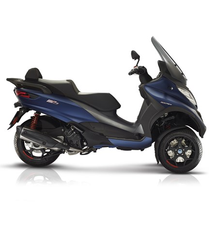 Piaggio MP3 500 hpe Sport Advanced in Blu