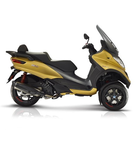 Piaggio MP3 500 hpe Sport Advanced in Oro